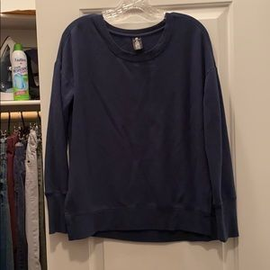 Active life size small sweatshirt